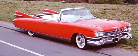 the cadillac el dorado.