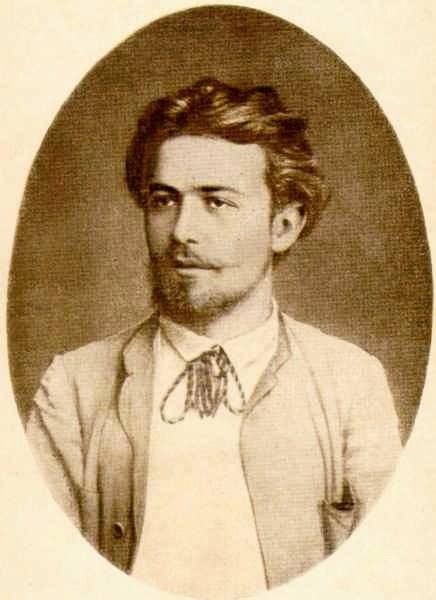 Chekhov. What a babe.