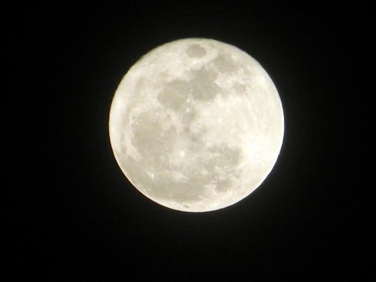 Emily's bright bright moon.