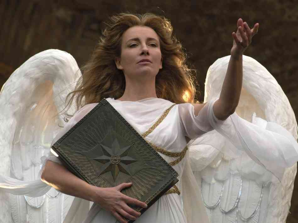 The HBO Angel. Emma Thompson, naturally.