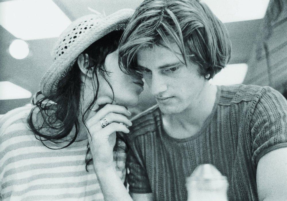 Patti and Sam. So young. So fine.